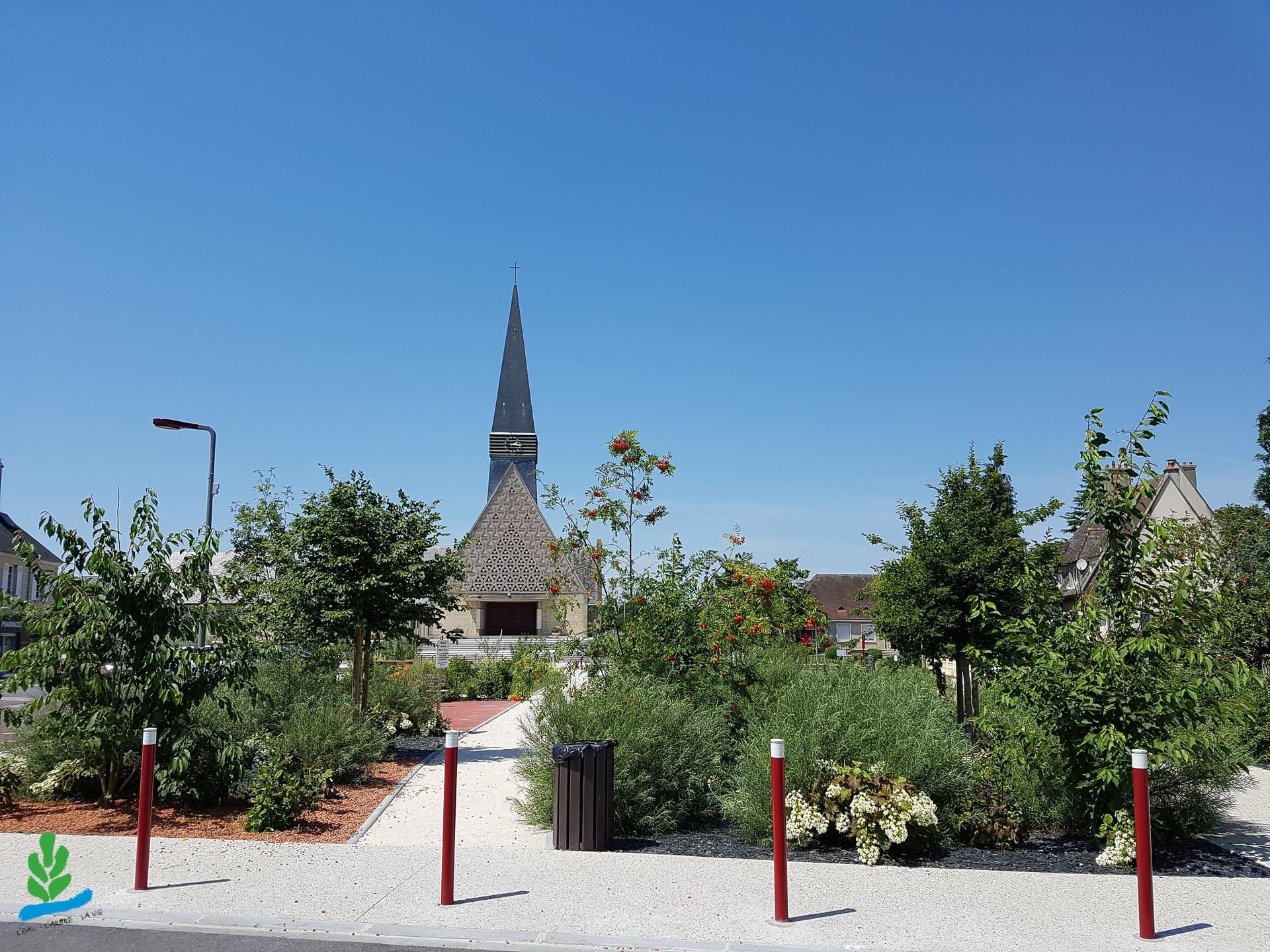 March s publics priv s leblois environnement for Entretien jardin bayeux
